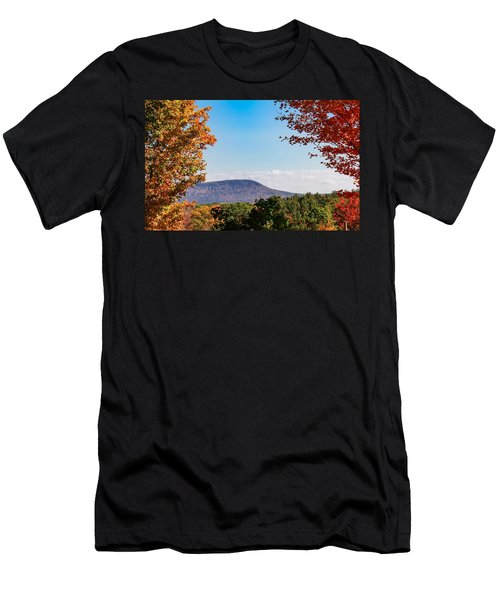 Westhampton View Of Mount Tom Men's T-Shirt (Athletic Fit)
