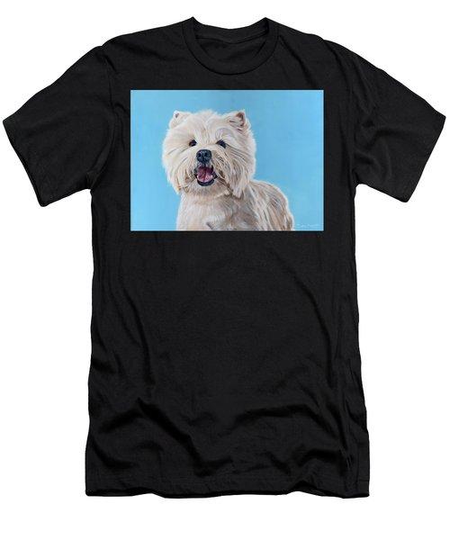 Westie Men's T-Shirt (Athletic Fit)