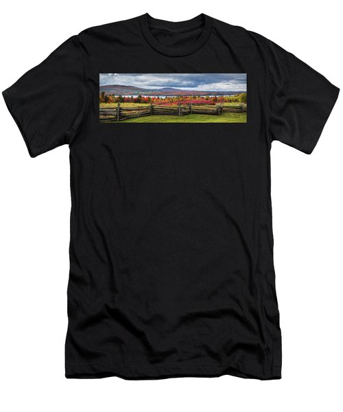 Westmore Overlook Men's T-Shirt (Athletic Fit)