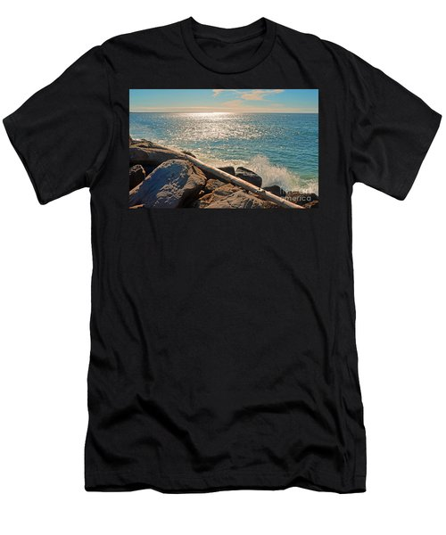 Westport Waves 2 Men's T-Shirt (Athletic Fit)