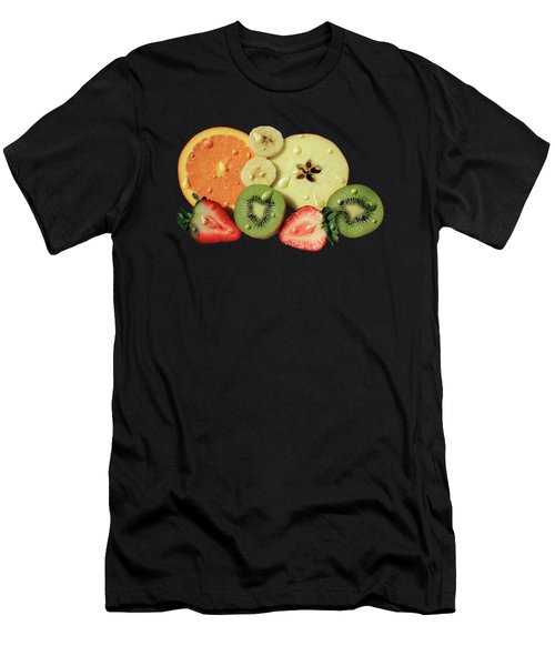 Wet Fruit Men's T-Shirt (Athletic Fit)