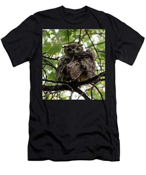 Wet Owl Men's T-Shirt (Athletic Fit)