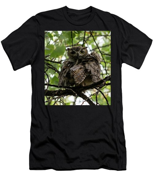 Wet Owl Men's T-Shirt (Athletic Fit)