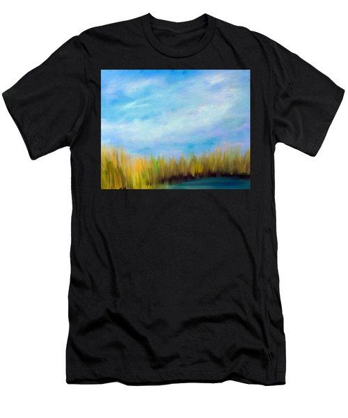 Wetlands Morning Men's T-Shirt (Athletic Fit)