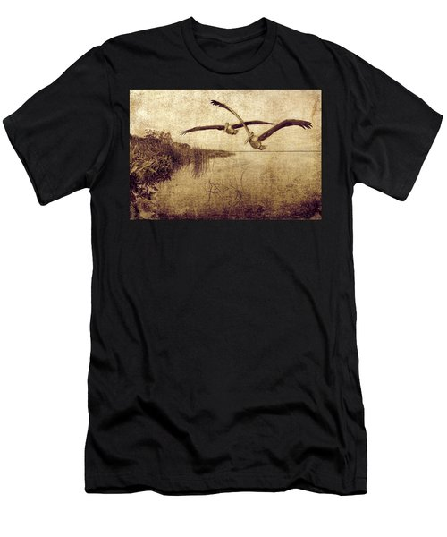 Wetlands Men's T-Shirt (Athletic Fit)
