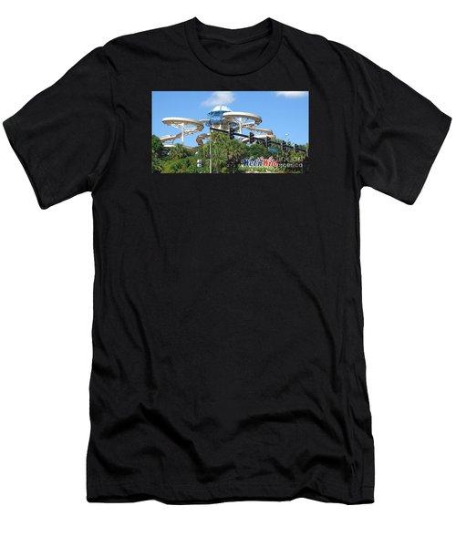 Wet'n Wild Ride. Orlando, Fl Men's T-Shirt (Athletic Fit)