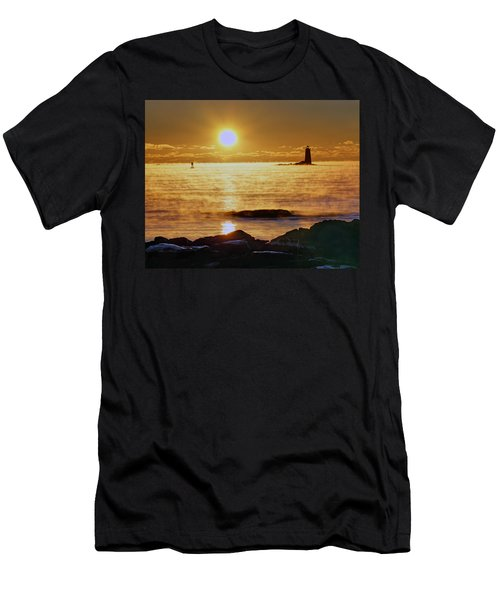Whaleback Light 264 Men's T-Shirt (Athletic Fit)