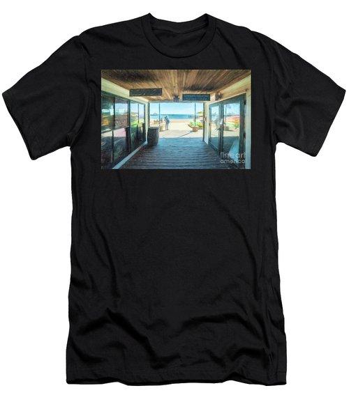 Whaler's Wharf Men's T-Shirt (Athletic Fit)