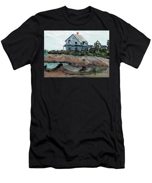 Whales Of August House Men's T-Shirt (Athletic Fit)