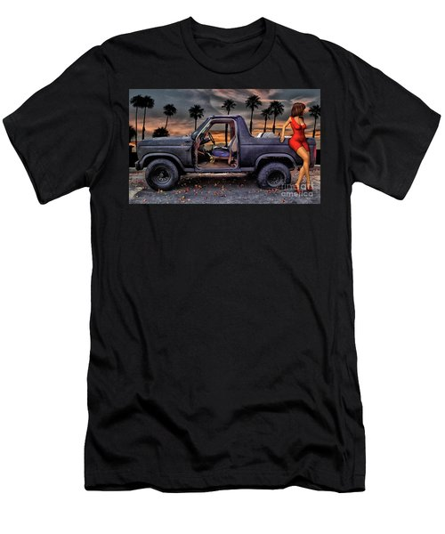 What Dreams Are Made Of Men's T-Shirt (Athletic Fit)