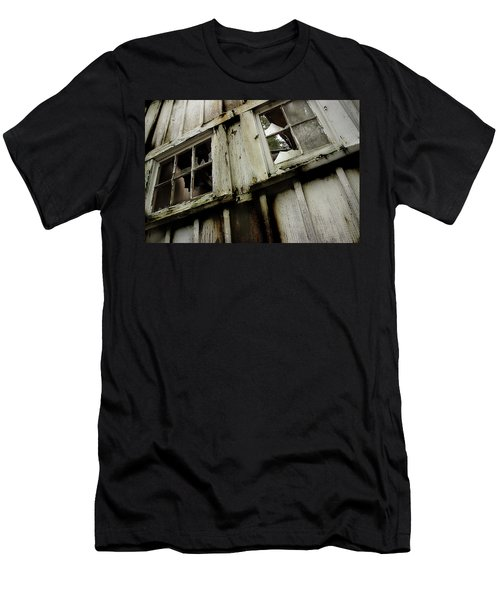 Men's T-Shirt (Slim Fit) featuring the photograph What Lies Within by Mike Eingle