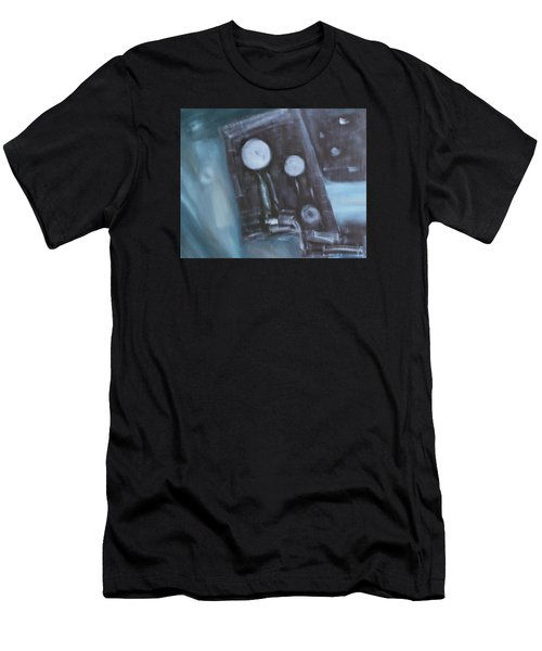What To Say? Men's T-Shirt (Athletic Fit)