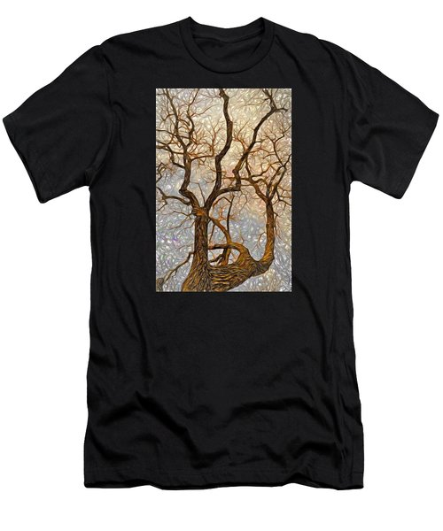 What We See The Mind Believes Men's T-Shirt (Athletic Fit)