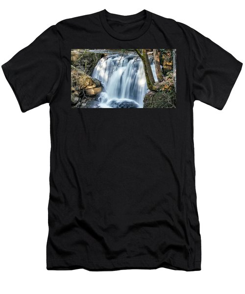 Whatcom Falls Men's T-Shirt (Athletic Fit)