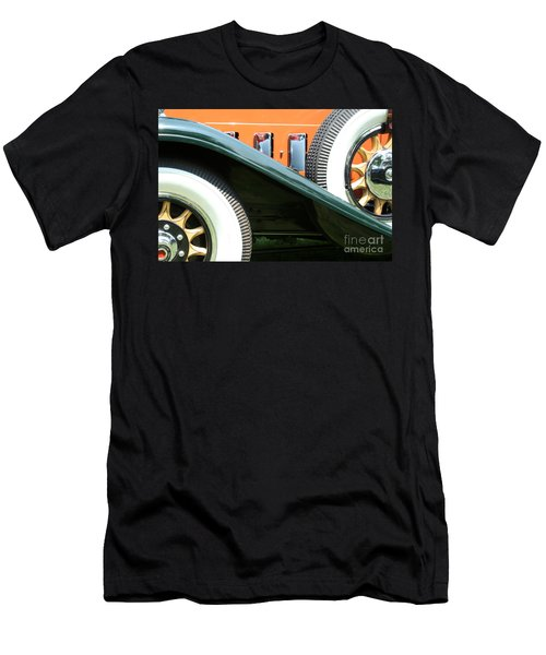 Wheels Men's T-Shirt (Athletic Fit)