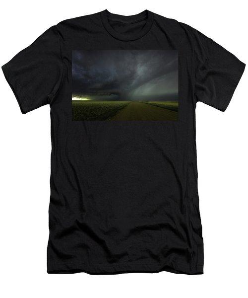 When Cells Collide Men's T-Shirt (Athletic Fit)