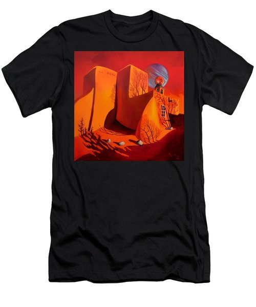 When Jupiter Aligns With Mars Men's T-Shirt (Athletic Fit)