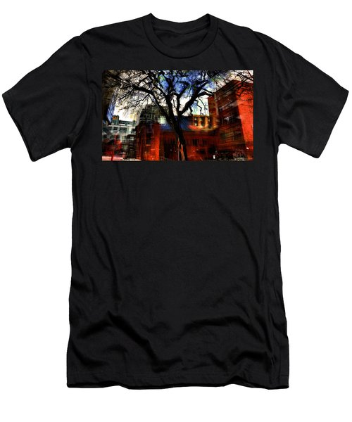 When The Bow Breaks Men's T-Shirt (Athletic Fit)