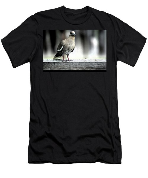 When The Doves Cry Men's T-Shirt (Athletic Fit)