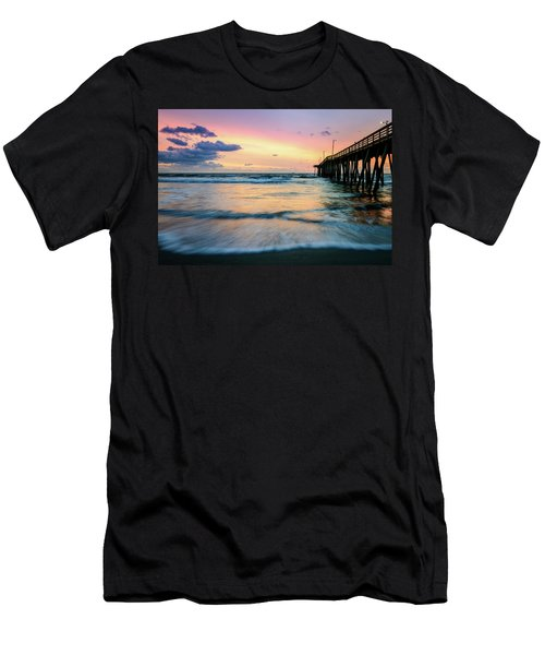 When The Tides Return Men's T-Shirt (Athletic Fit)