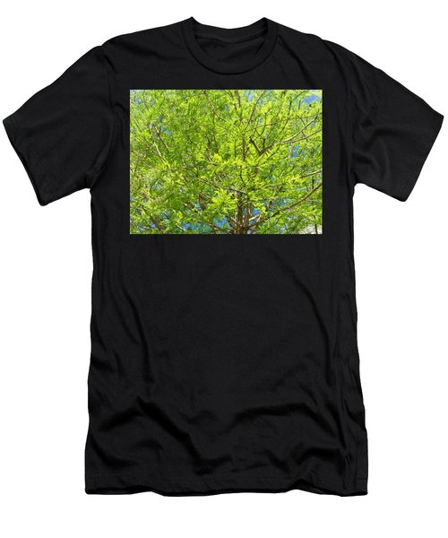 Where All The Green Things Are Men's T-Shirt (Athletic Fit)