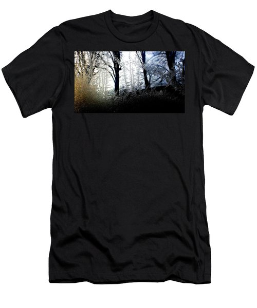 Where Dawn And Dusk Meet Men's T-Shirt (Athletic Fit)