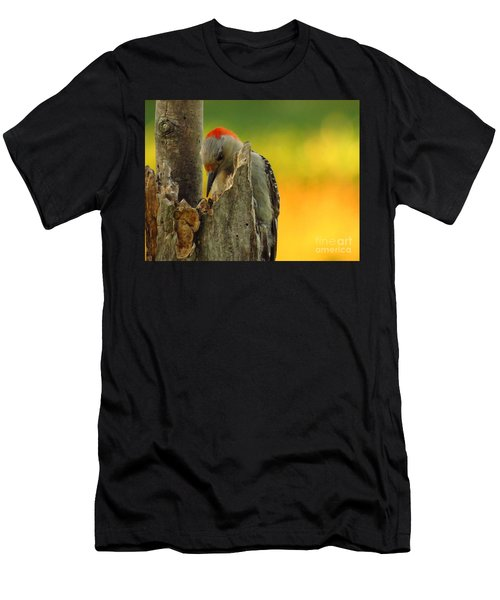 Where Did It Go Men's T-Shirt (Athletic Fit)