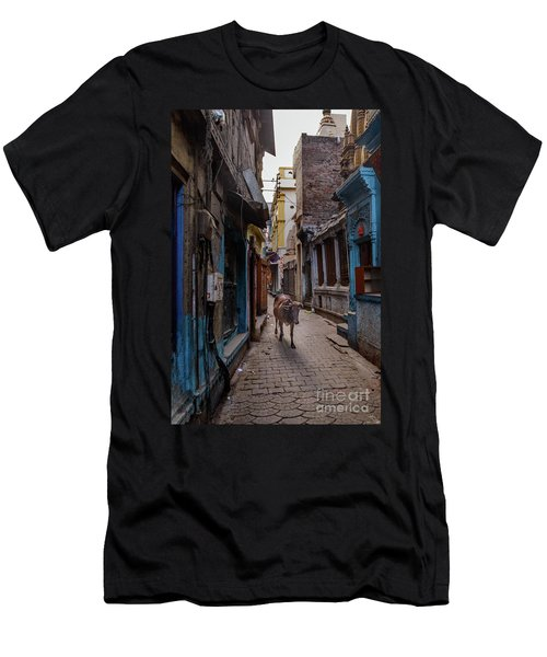 Where Is Everyone Men's T-Shirt (Athletic Fit)