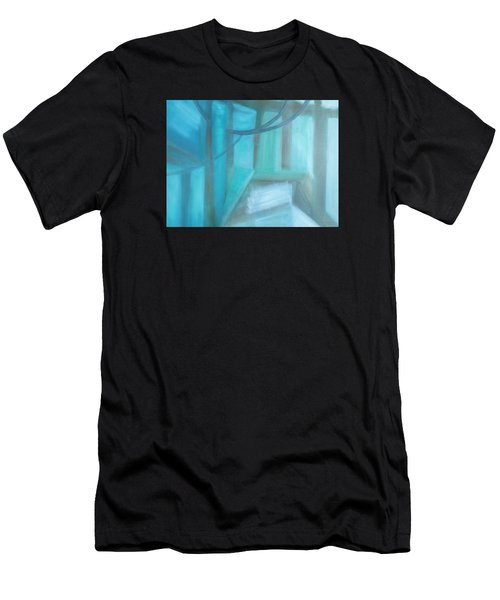 Where Is The Road? Men's T-Shirt (Athletic Fit)