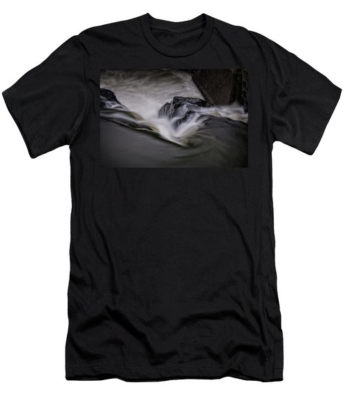 Whetstone Canyon Men's T-Shirt (Slim Fit) by Tom Singleton
