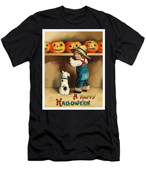 Which Pumpkin Do You Like? Men's T-Shirt (Athletic Fit)