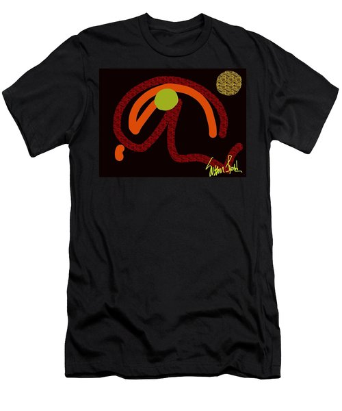 Whirley Woo Men's T-Shirt (Athletic Fit)