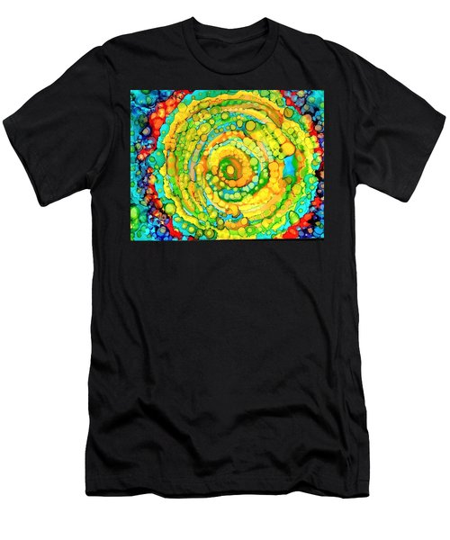 Whirling Men's T-Shirt (Athletic Fit)