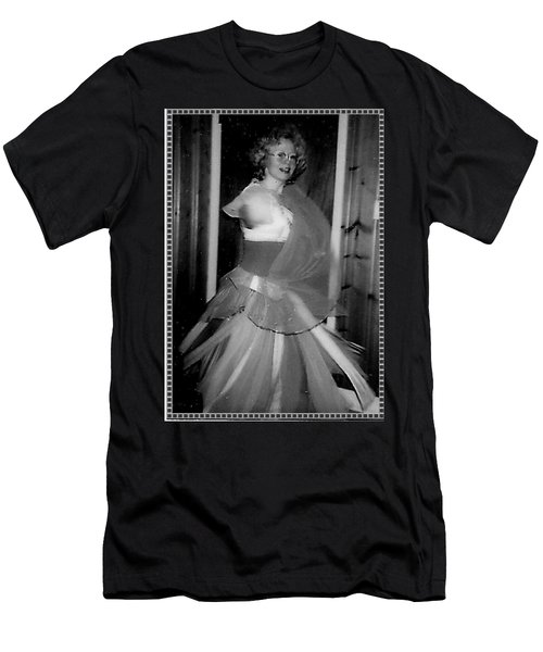 Men's T-Shirt (Athletic Fit) featuring the photograph Whirling Dervish by Denise Fulmer