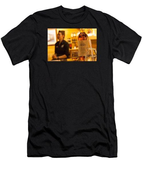 Whisky Tasting Men's T-Shirt (Athletic Fit)