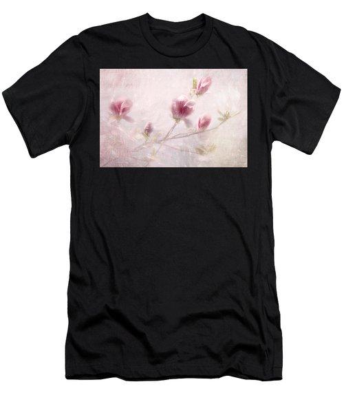 Whisper Of Spring Men's T-Shirt (Athletic Fit)