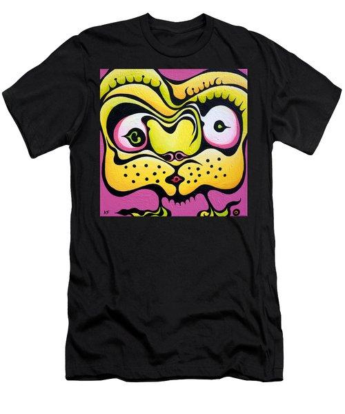 Whispering Wanda Men's T-Shirt (Athletic Fit)