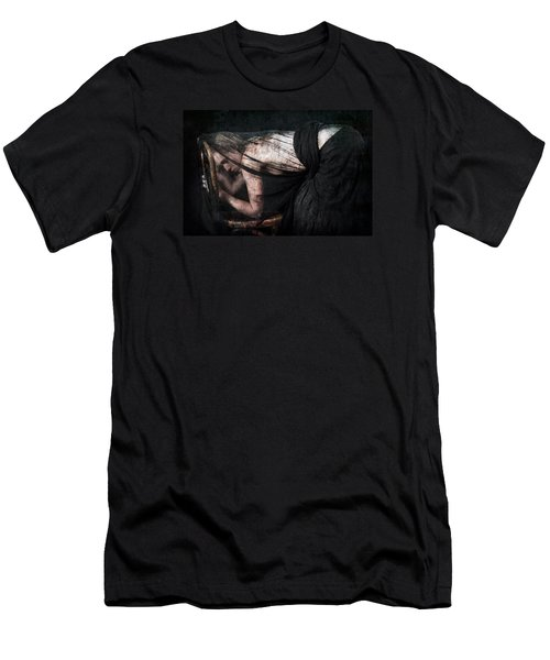 Whispers And Tears Men's T-Shirt (Athletic Fit)