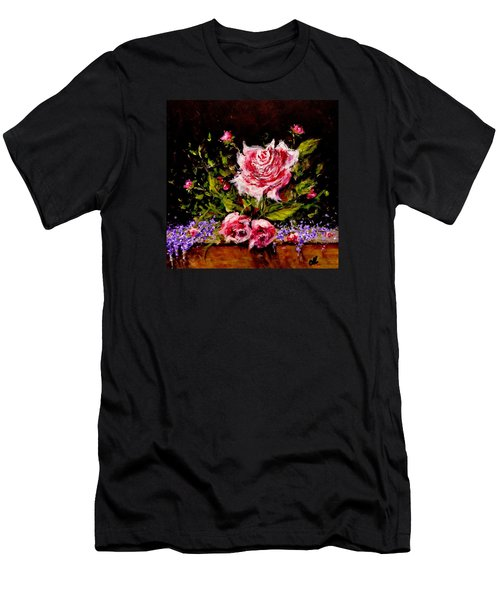 Whispers Of Love.. Men's T-Shirt (Athletic Fit)