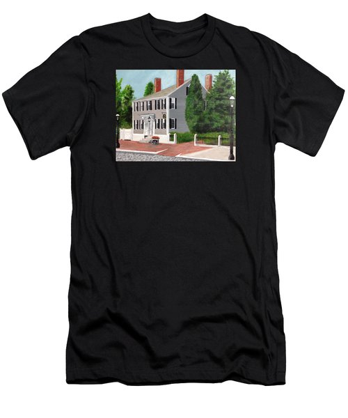 Whistler House Men's T-Shirt (Athletic Fit)