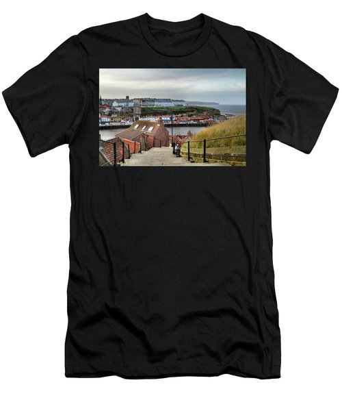 Whitby Men's T-Shirt (Athletic Fit)