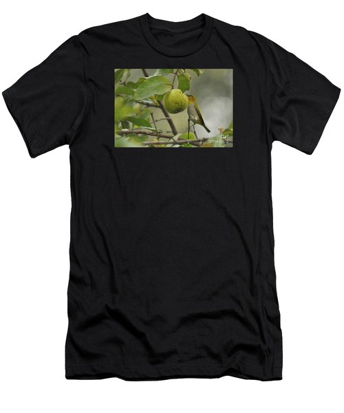 White Eye 2 Men's T-Shirt (Athletic Fit)