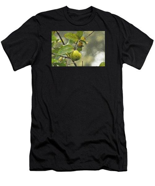 White Eye 3 Men's T-Shirt (Athletic Fit)