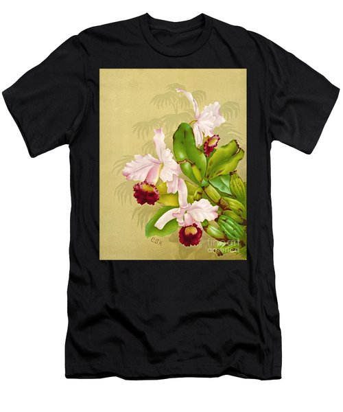White House Orchid 1892 Men's T-Shirt (Athletic Fit)