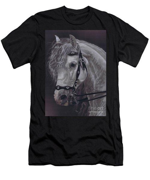 White Lightning Men's T-Shirt (Athletic Fit)