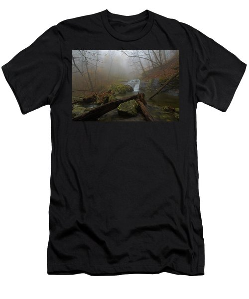 White Oak Canyon Safari Men's T-Shirt (Athletic Fit)