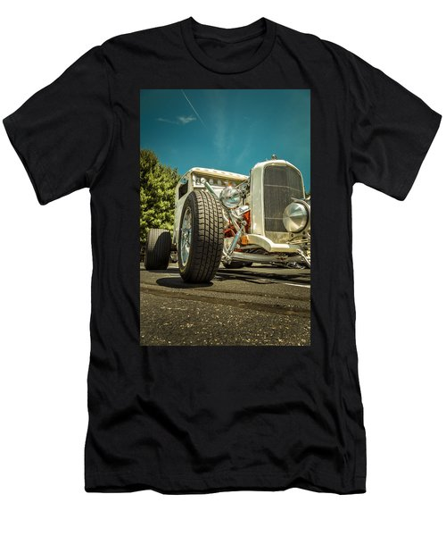 White Rod Men's T-Shirt (Slim Fit)