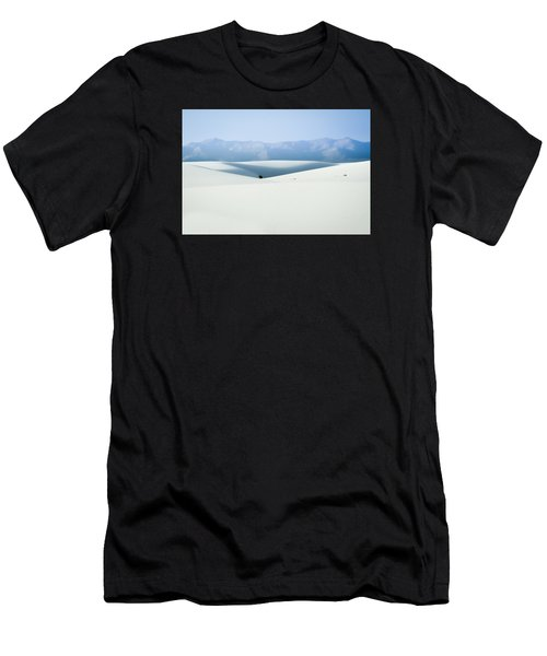 White Sands, New Mexico Men's T-Shirt (Athletic Fit)