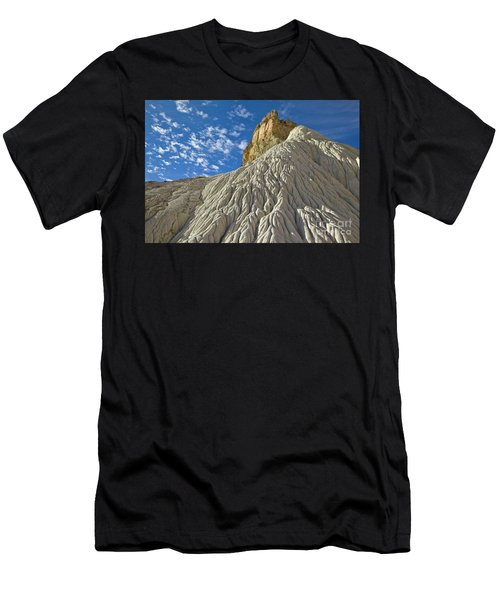White Sandstone Grand Staircase Men's T-Shirt (Athletic Fit)