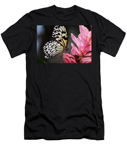 White Tree Nymph Men's T-Shirt (Athletic Fit)